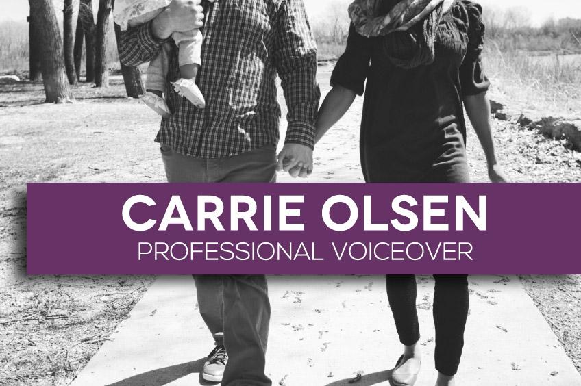 Carrie Olsen Voiceover
