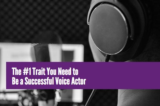 voiceover voice actor