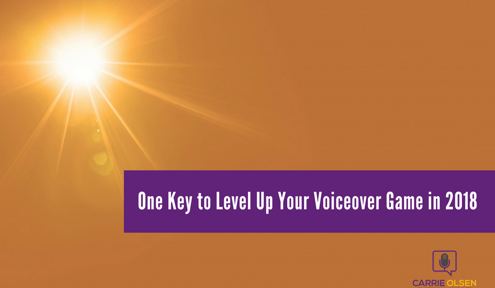 voiceover business