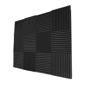Foamily 12 Pack- Acoustic Panels Studio Foam Wedges