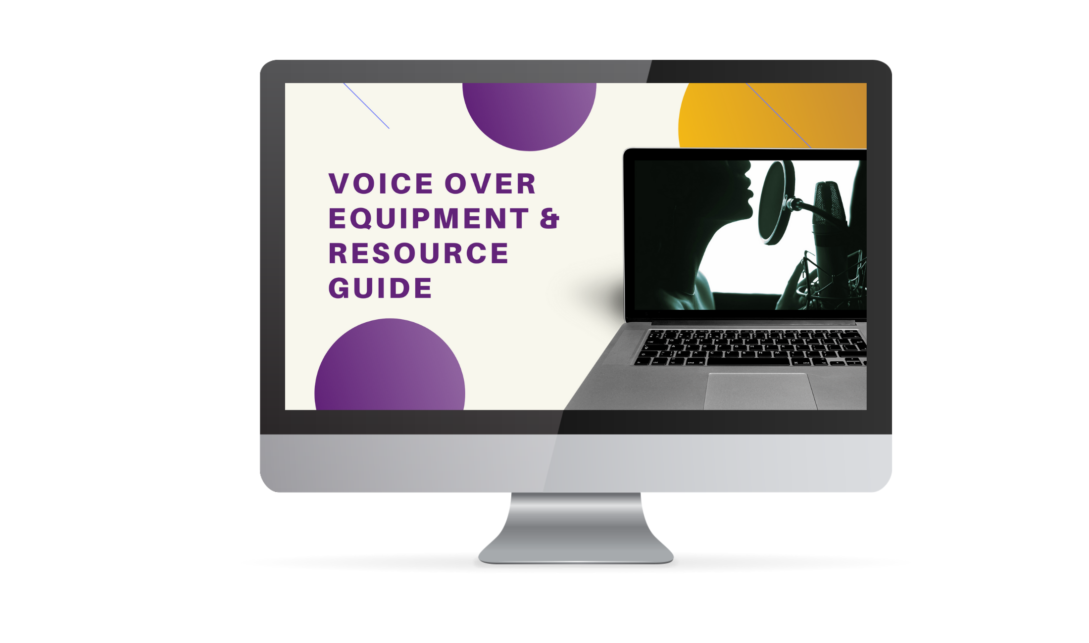 Voiceover equipment and resource guide